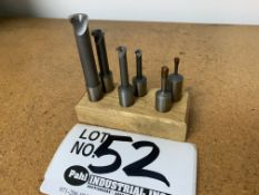 DTC Boring Head Cutters Complete Set