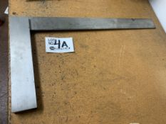 2' Stainless Engineering Square