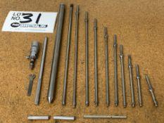 Starrett Inside Micrometer Calipers No. 124