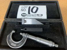 "J.T. Slocumb 0""-1"" Precision OD Micrometer Set"