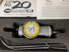 New MHC Coaxial Centering Indicator Set