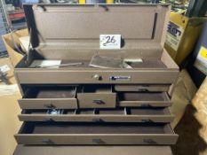 Lumidor 8-Drawer Tool Box