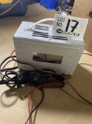 Dayton 6 Amp 12 Volt Battery Charger