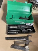 Assorted Forged Tooling Holders, Dead Centers, Wrenches etc