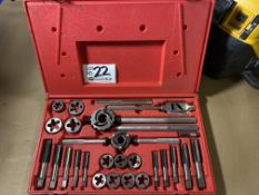 Complete Snap-On Tap and Die Set