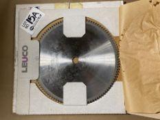 "12"" and 16"" Precision Ground Carbide Tipped Circular Saw Blades"
