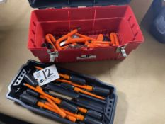 CIP Electrician's Insulated Tool Set
