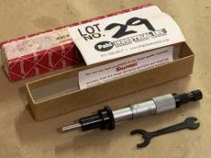 Starrett Micrometer Head New in Box