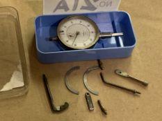 Kaper 0-100mm Dial Indicator Set