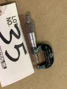 "Kanon Bestool 0-1"" Precision OD Micrometer"