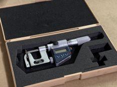 "New in box Precision 0-1"" OD Micrometer w/digital read out"