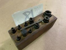 Precision Drill Attachment Set