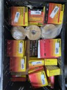 Basket of 3M Tape - Electrical Tape and Splicing Tape