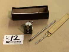Starrett Improved Cylinder Gauge No. 452B