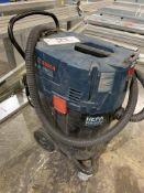 Bosch Hepa Shop Vac Model VAC140A