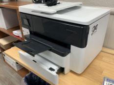 HP Office Jet Pro 7740 Printer FAX Scanner