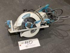 "Makita Magnesium 7"" Circular Saw model 5377MG"