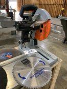 """Slugger model 51305 14"""" Metal Cutting Chop Saw"""