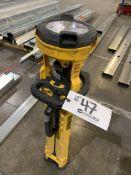DeWalt Work Light on stand model DCL079
