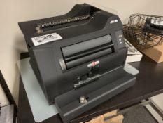 Rhin-O-Tuff CB 3000 Coil Binding Machine