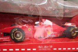 Large formula one large scale racing car model.