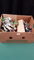 Large Box Lego Items