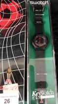 Swatch watch boxed unused . new.