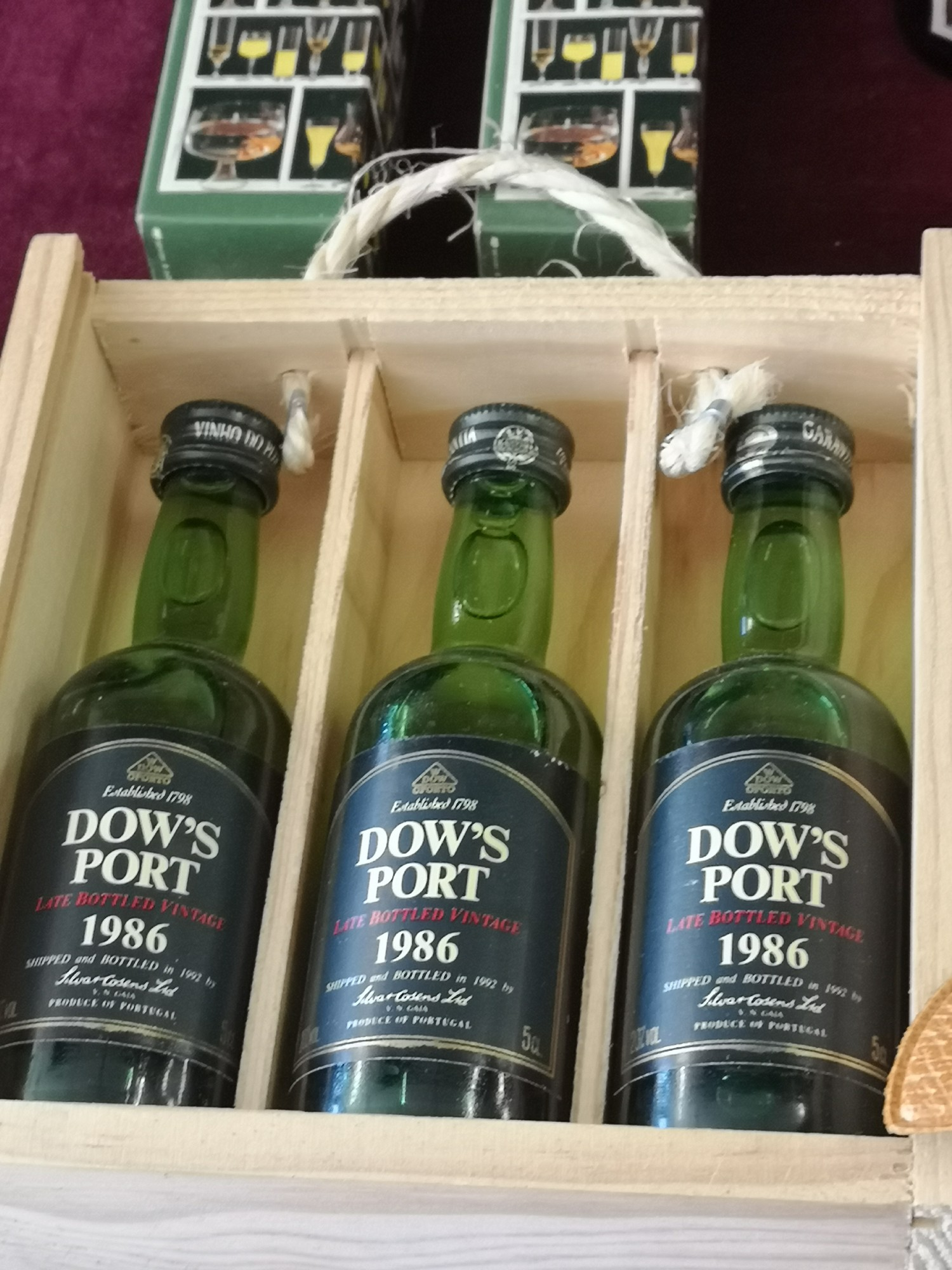 Lot of whisky miniature s includes clayva, Bruichladdich islay whisky miniature s together with , - Image 6 of 7