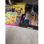 Large lot of puzzles games etc.