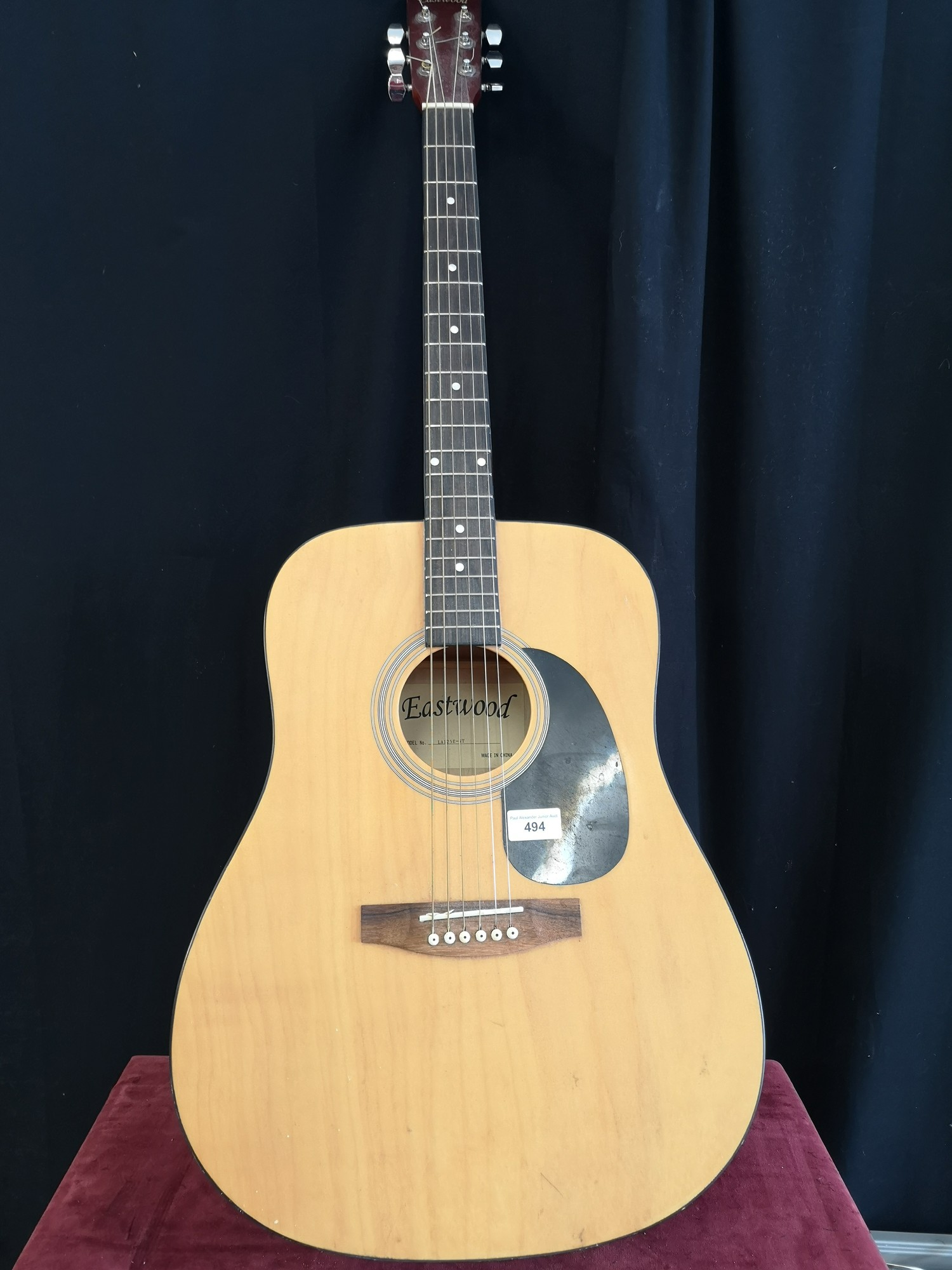 Eastwood acoustic guitar. - Image 2 of 3