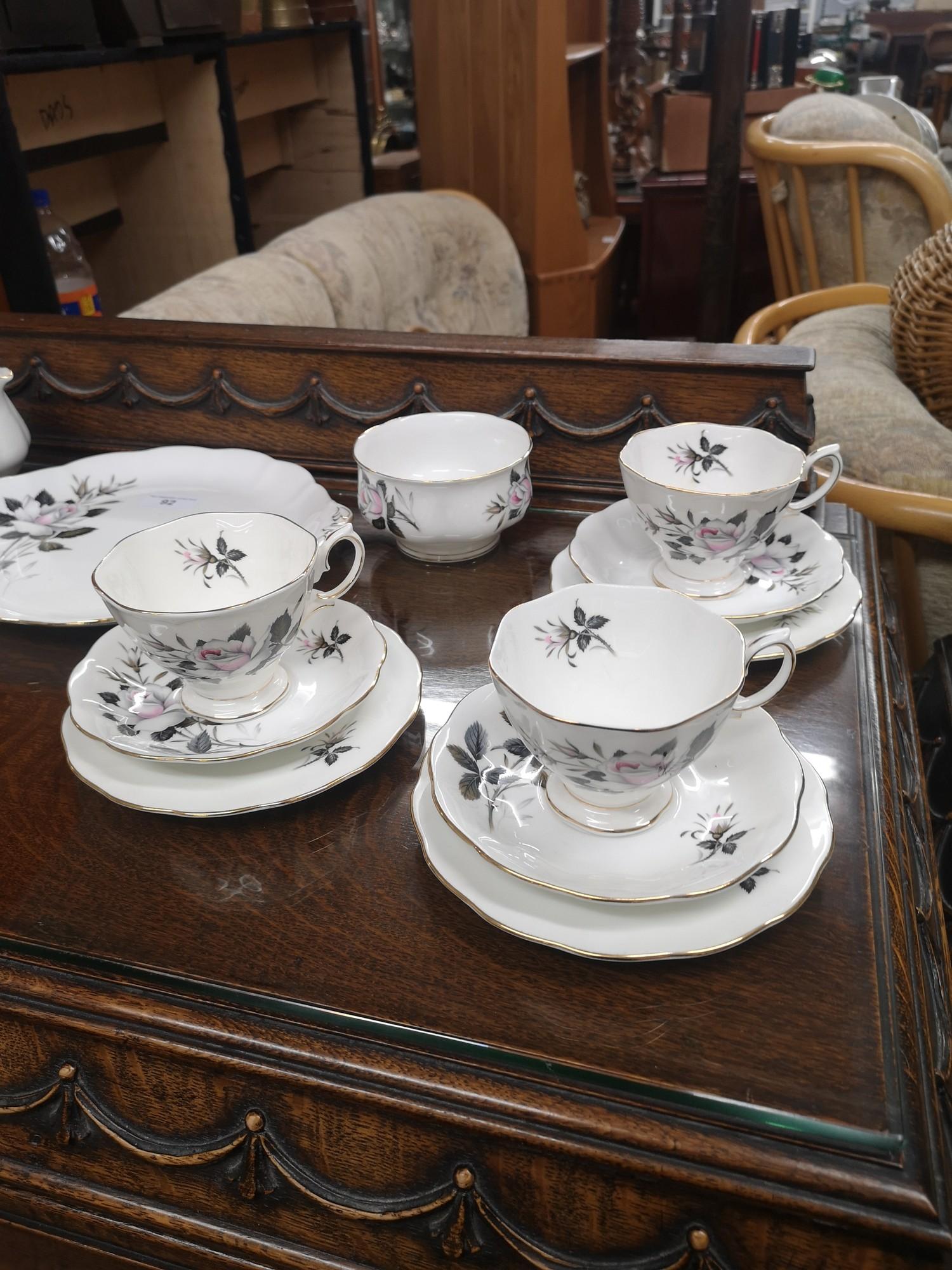 Royal Albert Queens messenger tea service. - Image 3 of 5