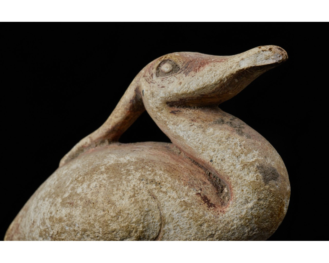 EGYPTIAN BENNU BIRD STATUETTE - Image 5 of 8