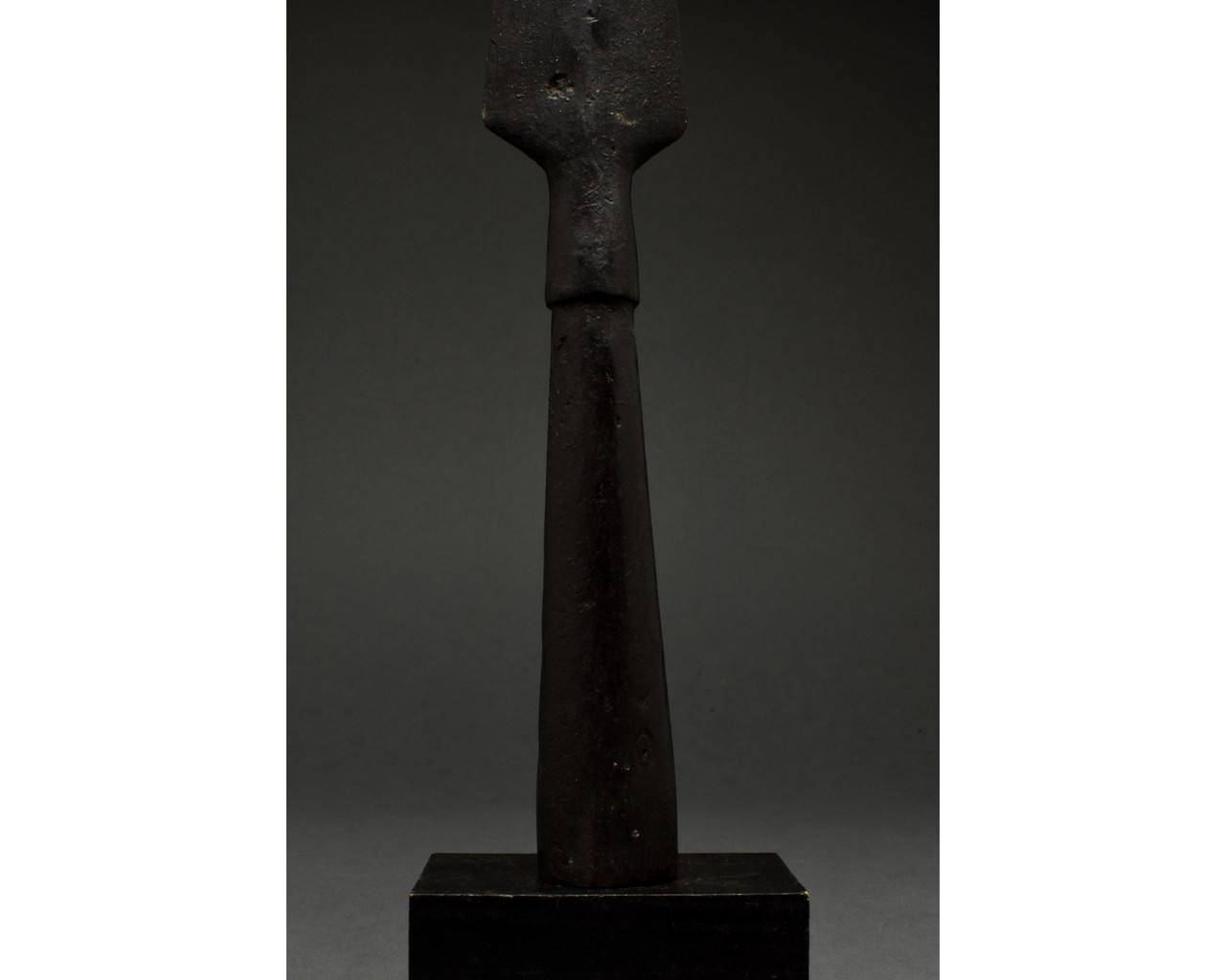 MEDIEVAL VIKING AGE IRON SPEAR HEAD - Image 3 of 5