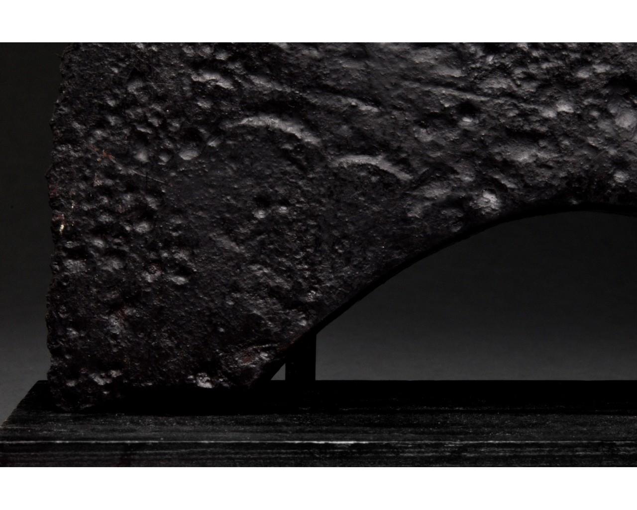 VIKING IRON BATTLE AXE HEAD - Image 8 of 8