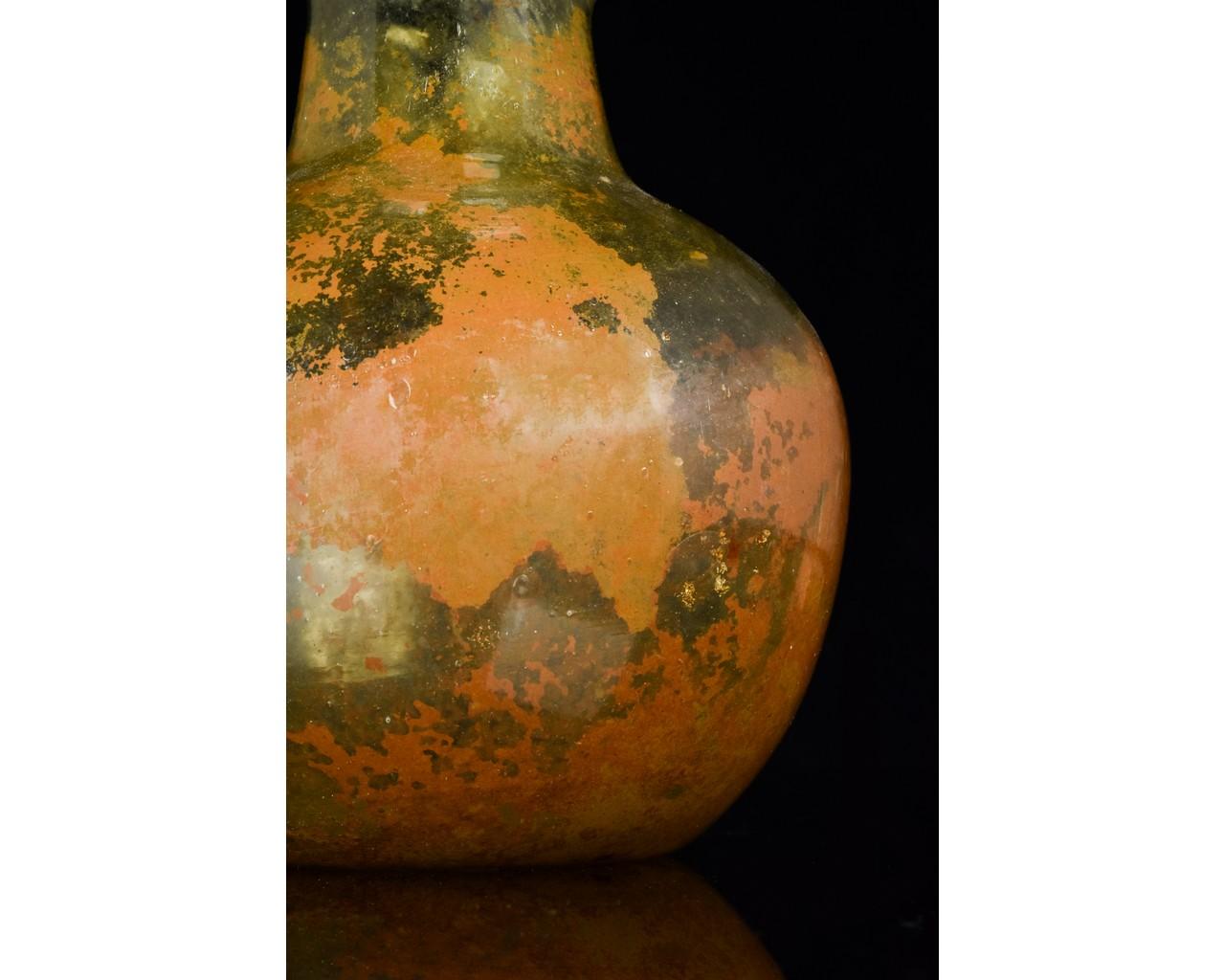 ROMAN GLASS JAR - Image 7 of 8