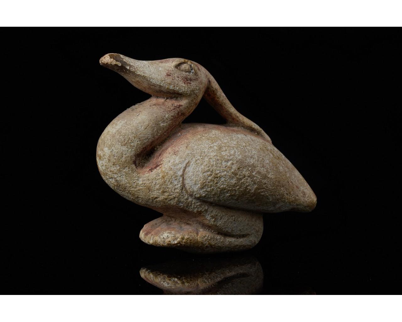 EGYPTIAN BENNU BIRD STATUETTE