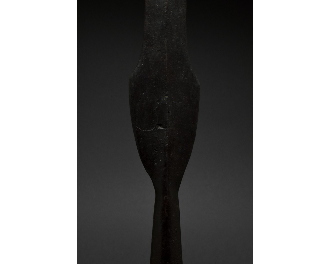 MEDIEVAL VIKING AGE IRON SPEAR HEAD - Image 4 of 5
