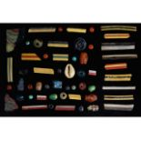 EGYPTIAN GROUP OF 54 SMALL OBJECTS