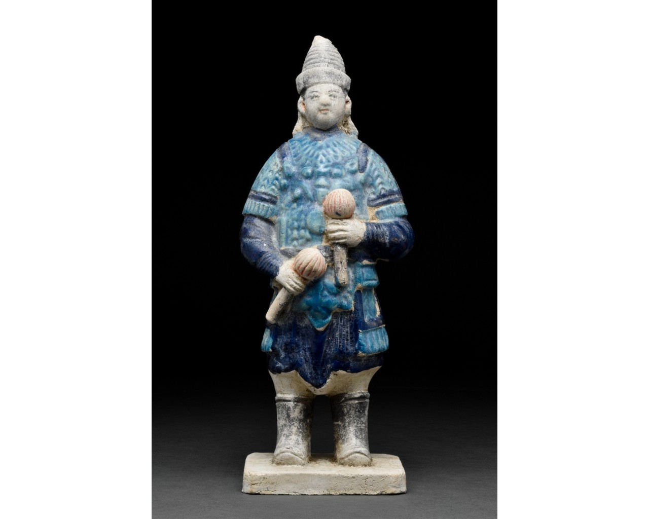 CHINESE MING DYNASTY TERRACOTTA FIGURE