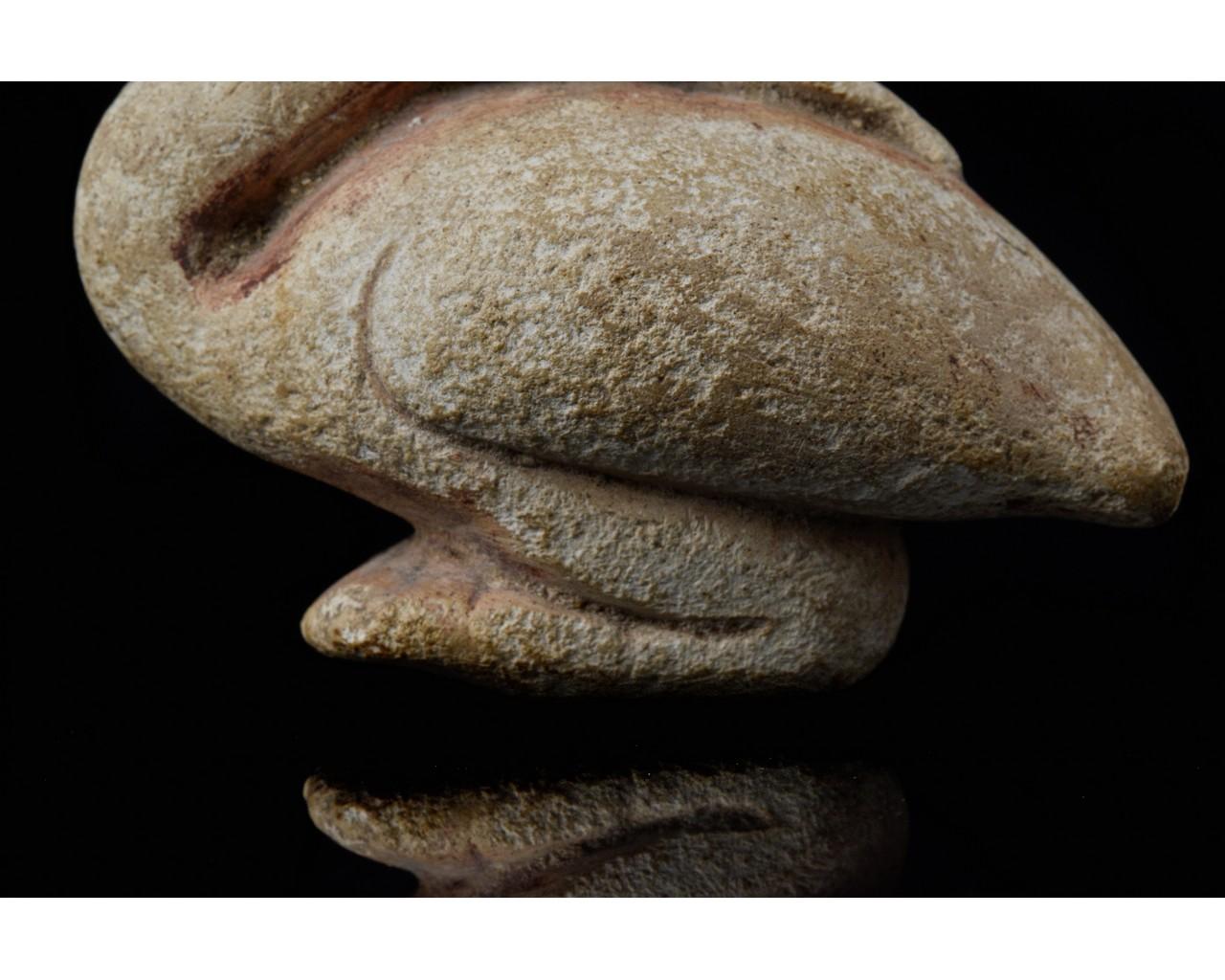 EGYPTIAN BENNU BIRD STATUETTE - Image 7 of 8