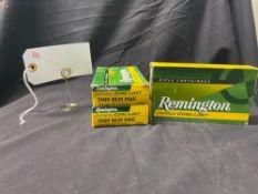 REMINGTON 7MM REM MAG, (X3)