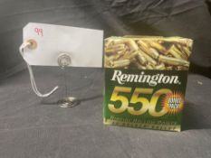 REMINGTON 550 ROUND PACK, 22 CAL (X1)