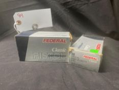 FEDERAL CLASSIC, 38 SPECIAL, +P (X2)