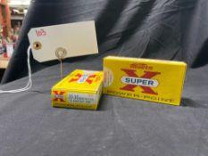 WINCHESTER SUPER X, 30-30 CAL, (X2)