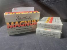 WEATHERBY 300 WEATHERBY MAG (X3)