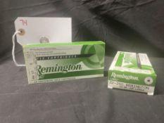REMINGTON 22-250 CAL, HOLLOW POINT (X2)