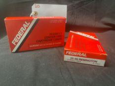 FEDERAL 25-06 CAL (X2)