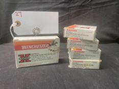 WINCHESTER 16 GA RIFLED SLUGS, (X5)