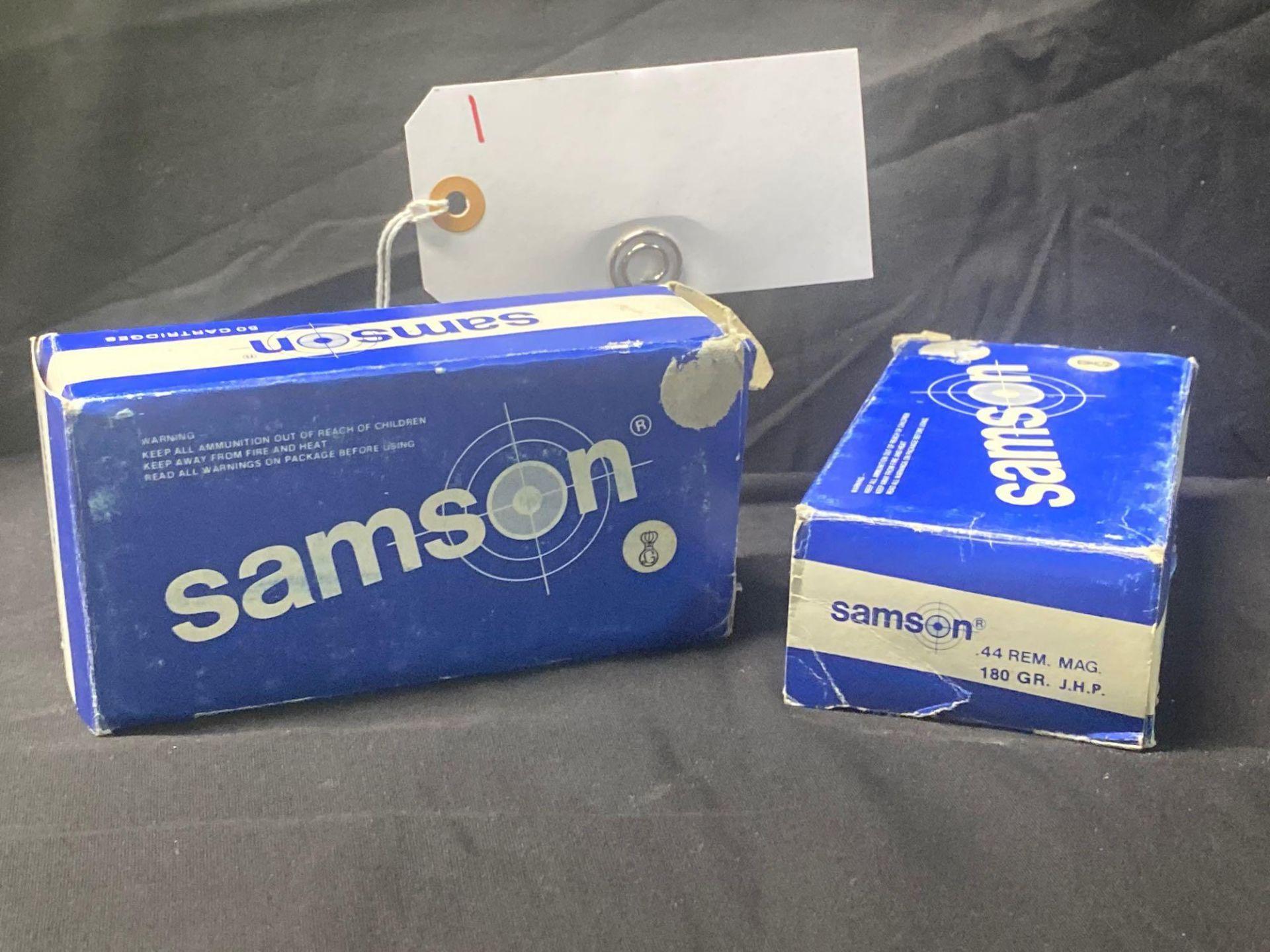 SAMSON 44 REM MAG (X2) - Image 2 of 2