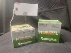 """REMINGTON 10 GA, 3 1/2"""" NITRO STEEL, #BB SHOT (X2)"""